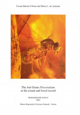 The Ant Genus Proceratium in the Extant and Fossil Record (Hymenoptera: Formicidae)