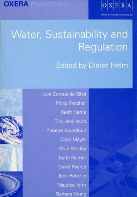 Water, Sustainability and Regulation