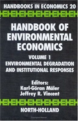Environmental Degradation and Institutional Responses
