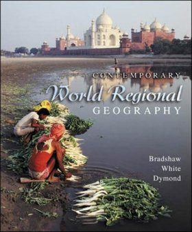 Contemporary World Regional Geography (With World Issues CD-ROM)