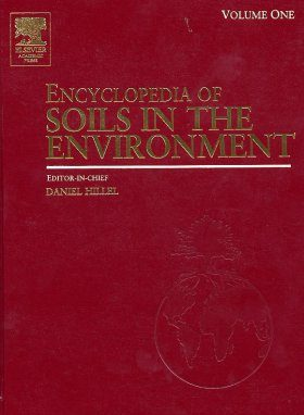 Encyclopedia of Soils in the Environment (4-Volume Set)