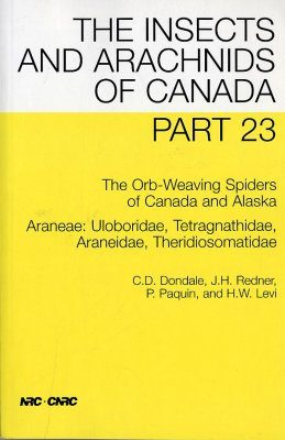 The Insects and Arachnids of Canada, Part 23