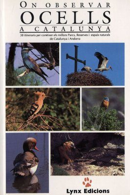 On Observar Ocells a Catalunya [Where to Watch Birds in Catalonia]