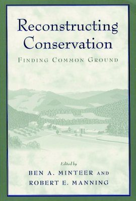 Reconstructing Conservation