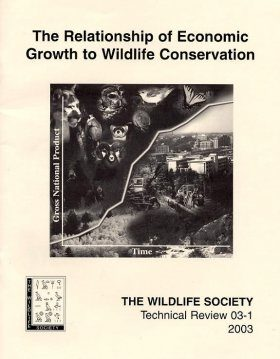 The Relationship of Economic Growth to Wildlife Conservation