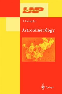Astromineralogy