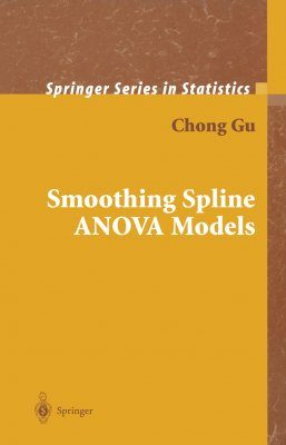 Smoothing Spline ANOVA Models