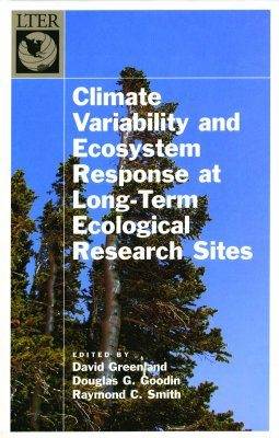 Climate Variability and Ecosystem Response in Longterm Ecological Research Sites