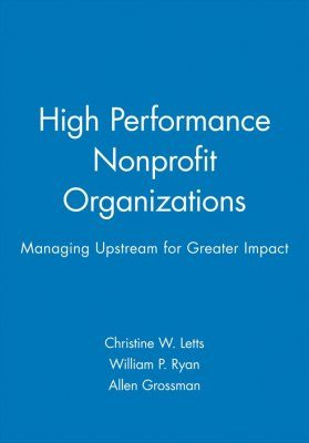 High Performance Nonprofit Organisations
