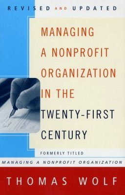 Managing a Nonprofit Organisation in the Twenty-First Century