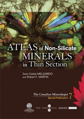 Atlas of Non-Silicate Minerals in Thin Section