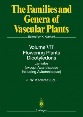 The Families and Genera of Vascular Plants, Volume 7