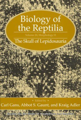 Biology of the Reptilia, Volume 20, Morphology H