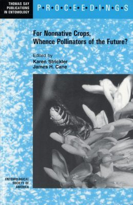 For Non-Native Crops, Whence Pollinators of the Future?