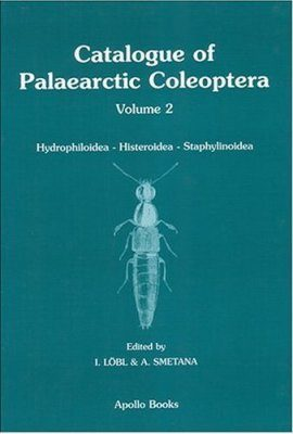 Catalogue of Palaearctic Coleoptera, Volume 2