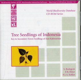 Tree Seedlings of Indonesia CD-ROM