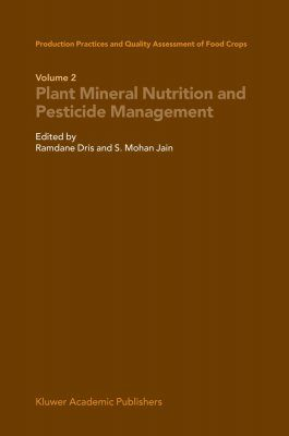 Plant Mineral Nutrition and Pesticide Management
