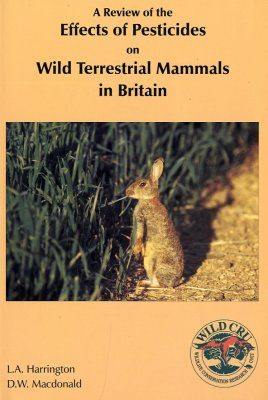 A Review of the Effects of Pesticides on Wild Terrestrial Mammals in Britain