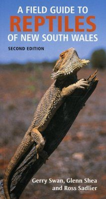 A Field Guide to the Reptiles of New South Wales