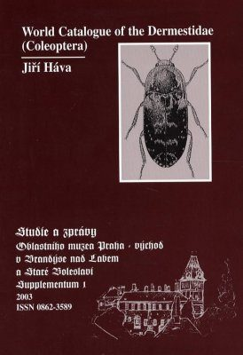 World Catalogue of Dermestidae (Coleoptera)
