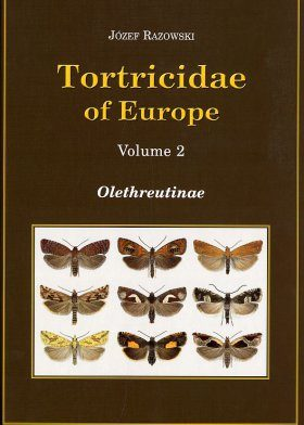 Tortricidae of Europe, Volume 2