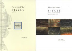 Fauna Helvetica 7: Pisces Atlas [French / German]