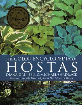 The Colour Encyclopedia of Hostas