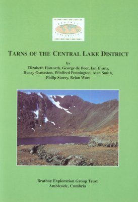 Tarns of the Central Lake District
