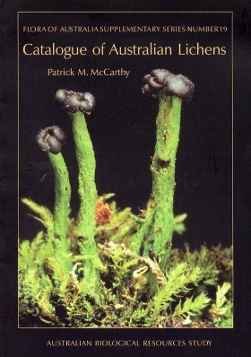 Catalogue of Australian Lichens