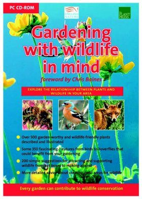 Gardening with Wildlife in Mind: CD-ROM