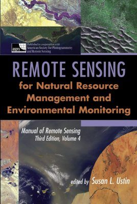 Manual of Remote Sensing, Volume 4