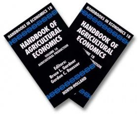 Handbook of Agricultural Economics, Volumes 1A and 1B (2-Volume Set)
