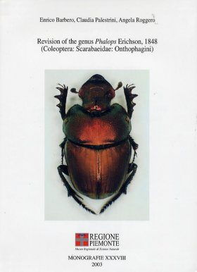Revision of the Genus Phalops Erichson, 1848