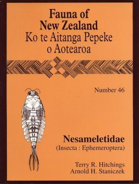 Fauna of New Zealand, No 46: Nesameletidae (Insecta: Ephemeroptera)