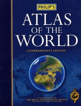 Philip's Atlas of the World: Comprehensive Edition