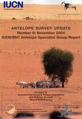 Antelope Survey Update, Number 9: November 2004