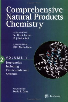 Comprehensive Natural Products Chemistry: Volume 2