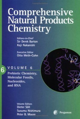 Comprehensive Natural Products Chemistry: Volume 6
