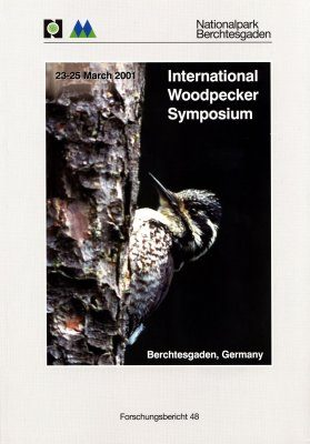 Fifth International Woodpecker Symposium, Berchtesgaden, Germany, 23-25 March 2001