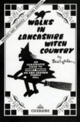 Cicerone Guides: Walks in Lancashire Witch Country