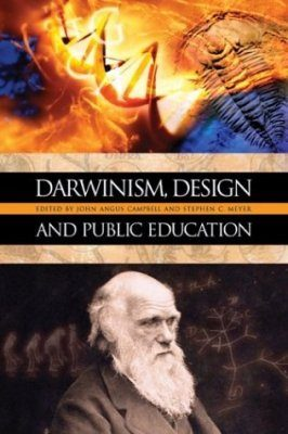 Darwinism, Design, and Public Education