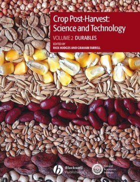 Crop Post-Harvest: Science and Technology Volume 2: Durables