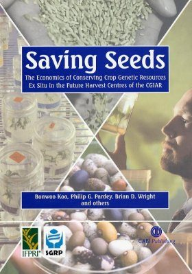 Saving Seeds: The Economics of Conserving Crop Genetic Resources Ex Situ in the Future Harvest Centres of the CGIAR