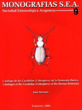 Catalogue of the Carabidae (Coleoptera) of the Iberian Peninsula