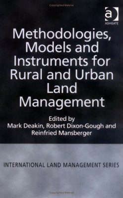Methodologies, Models amd Instruments for Rural and Urban Land Management