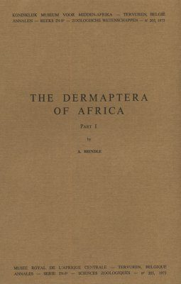 The Dermaptera of Africa, Part I