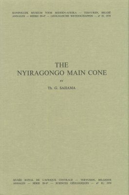 The Nyiragongo Main Cone