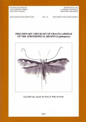 Preliminary Checklist of Gracillariidae of the Afrotropical Region (Lepidoptera)