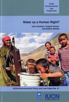 Water as a Human Right?