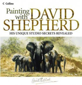 Painting with David Shepherd
